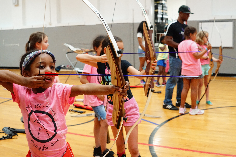 A Summer Camp Where Girls Conquer the World